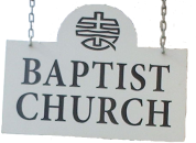 Woodstock Baptist Church Logo